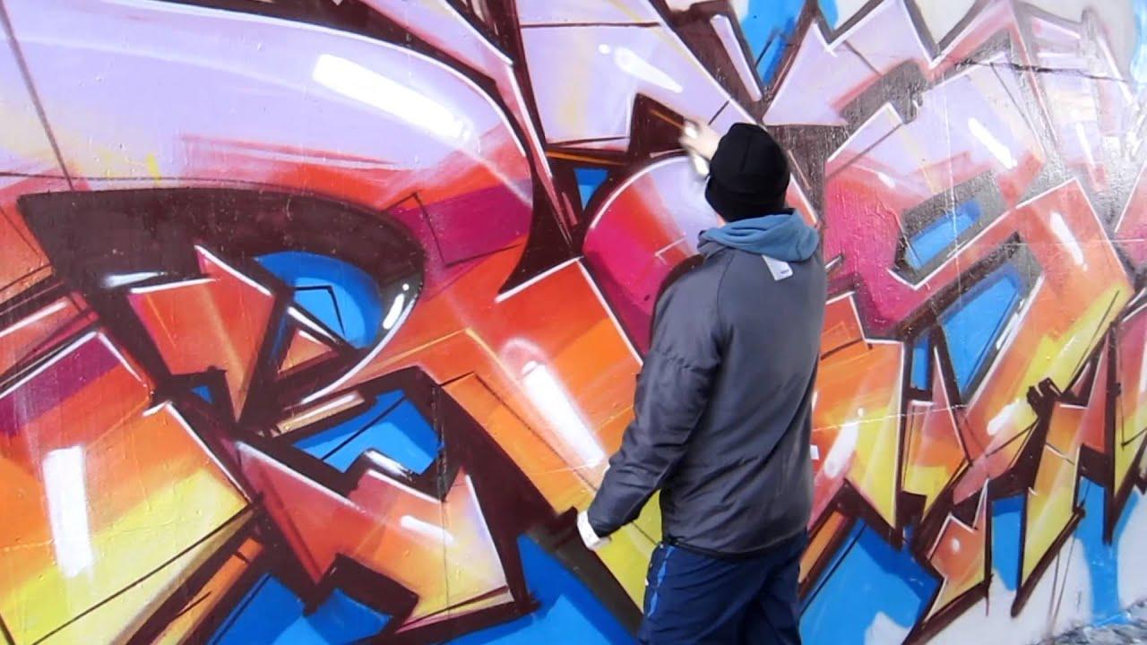 Unstoppable Rasko pt.2 2013 New (Graffiti Street Art)