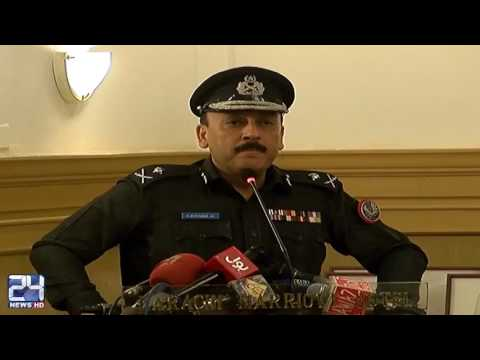 Sindh cabinet approves removal of IG Sindh A D  Khawaja from post
