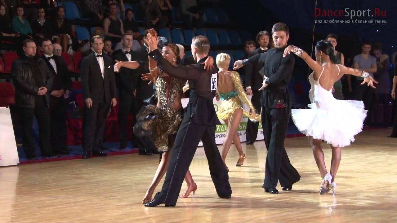 Олег негров танцы