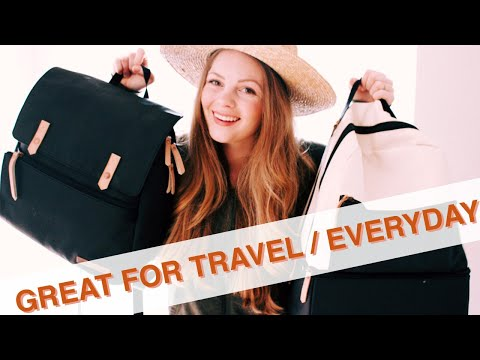 BEST Travel Diaper Bags | Axis And Meta Backpacks By Petunia Pickle Bottom