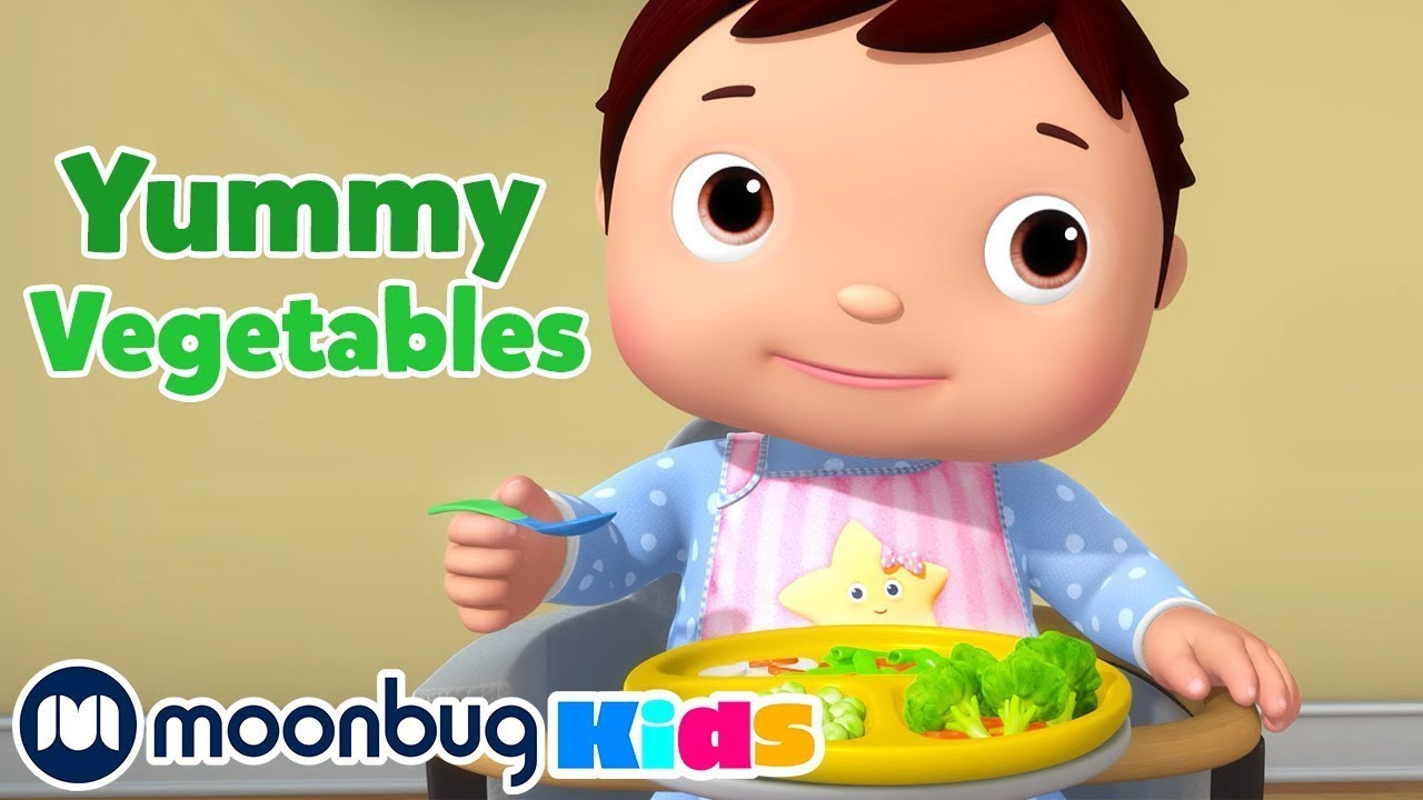 Yummy Vegetables - Little Baby Bum Nursery Rhymes and Kids Songs