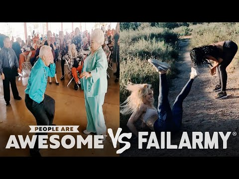 Strong Couple Workout Wins VS. Fails | Valentine's Edition | People Are Awesome VS. FailArmy!