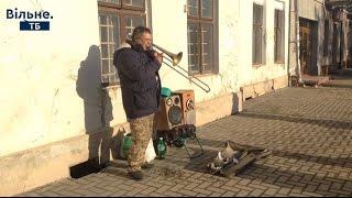 Вуличні музиканти у Коломиї
