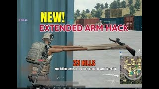 "NEW ""EXTENDED ARM HACK"" PLAYER UNKNOWN 2017 RELEASE"