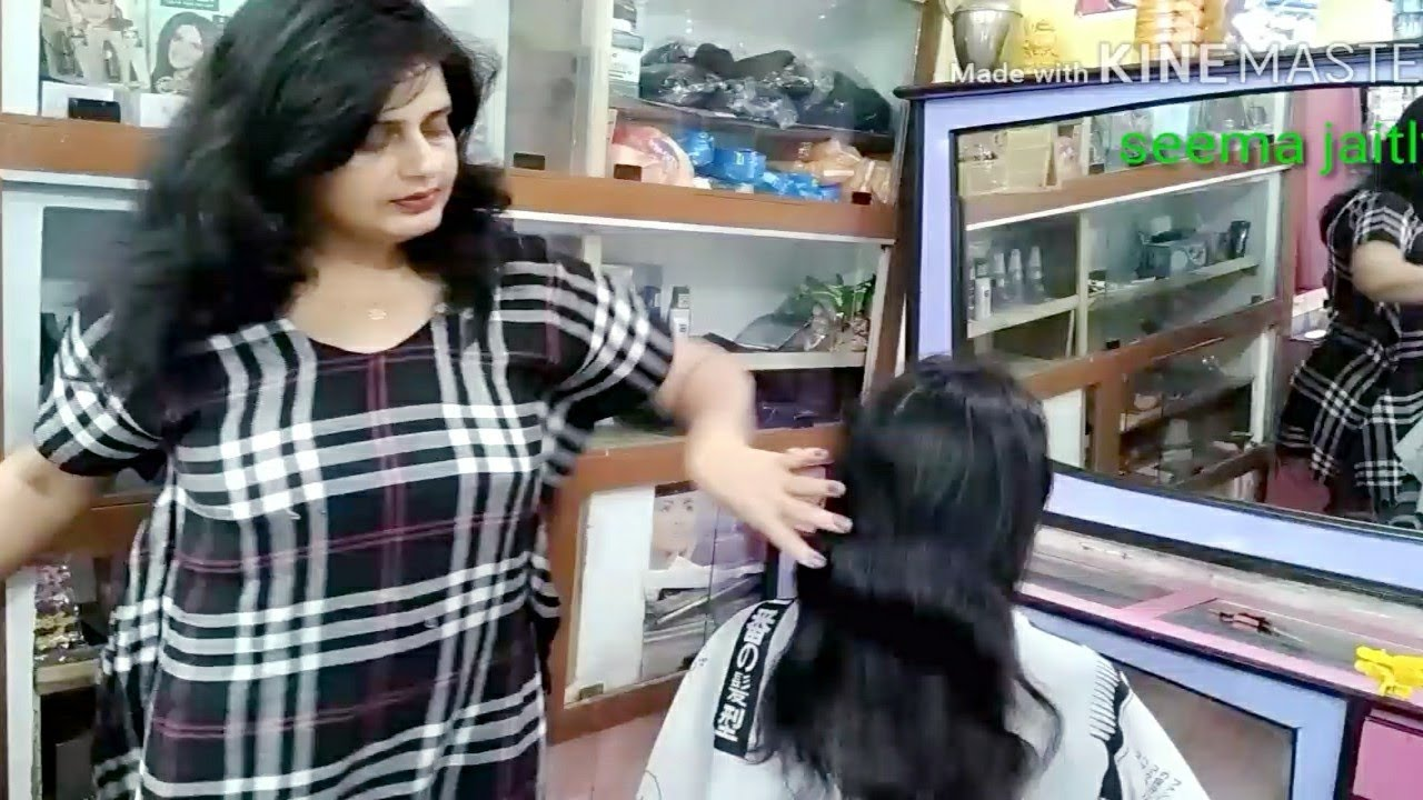 emo cut for light hair? hair cut for very thin hair seema jaitly
