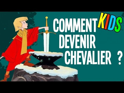 comment devenir chevalier question histoire kids 13 youtube. Black Bedroom Furniture Sets. Home Design Ideas