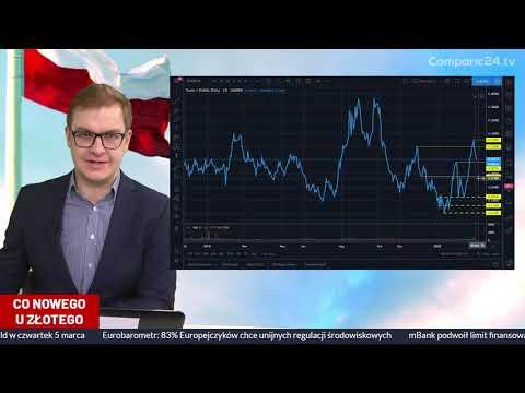 Kurs Dolara, Funta, Euro I Franka | Co Nowego U Złotego? [04.03]
