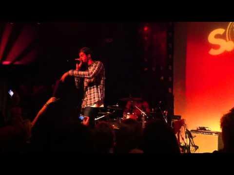 T-MILLS @ SOB's NYC -2011
