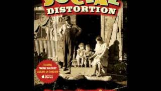 "Gambar cover Social Distortion - ""Machine Gun Blues"""