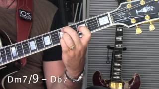 Alessio Menconi - 2 5 1 with  Tritone Substitutions- Free Guitar Lessons- Lezioni gratuite