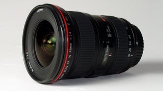 Camera Gazer - Canon EF 16-35mm f/2.8L II USM Lens Review