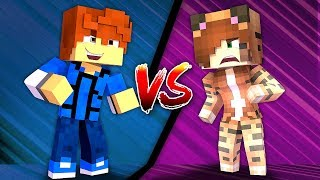 Boys vs Girls !? - Daycare (Minecraft Roleplay)