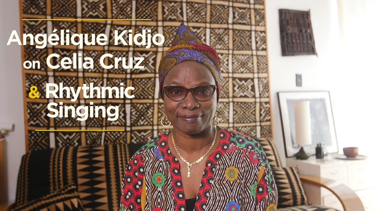 Angélique Kidjo Explains Celia Cruz's Rhythmic Singing Style