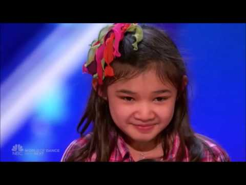 Americas Got Talent 2017 Angelica Hale is the next Whitney Houston