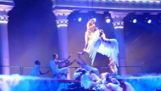 Kylie Minogue Aphrodite Les Folies Tour 2011 @ Zurich - PART 2