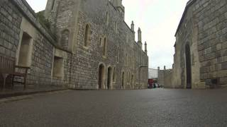 A stroll around Windsor and Windsor Castle