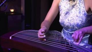 "Guzheng ""Dance Of the Blue Lotus"" & ""Forever Smile"" - Bei Bei"