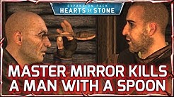 Witcher 3: HEARTS OF STONE â–º Master Mirror Kills with a Spoon! (And Stops Time) #26