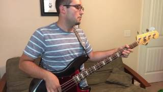 "Alanis Morissette ""You Oughta Know"" - Bass Cover (by Chris LaBenne)"