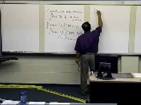 Gauss Quadrature Rule: Example