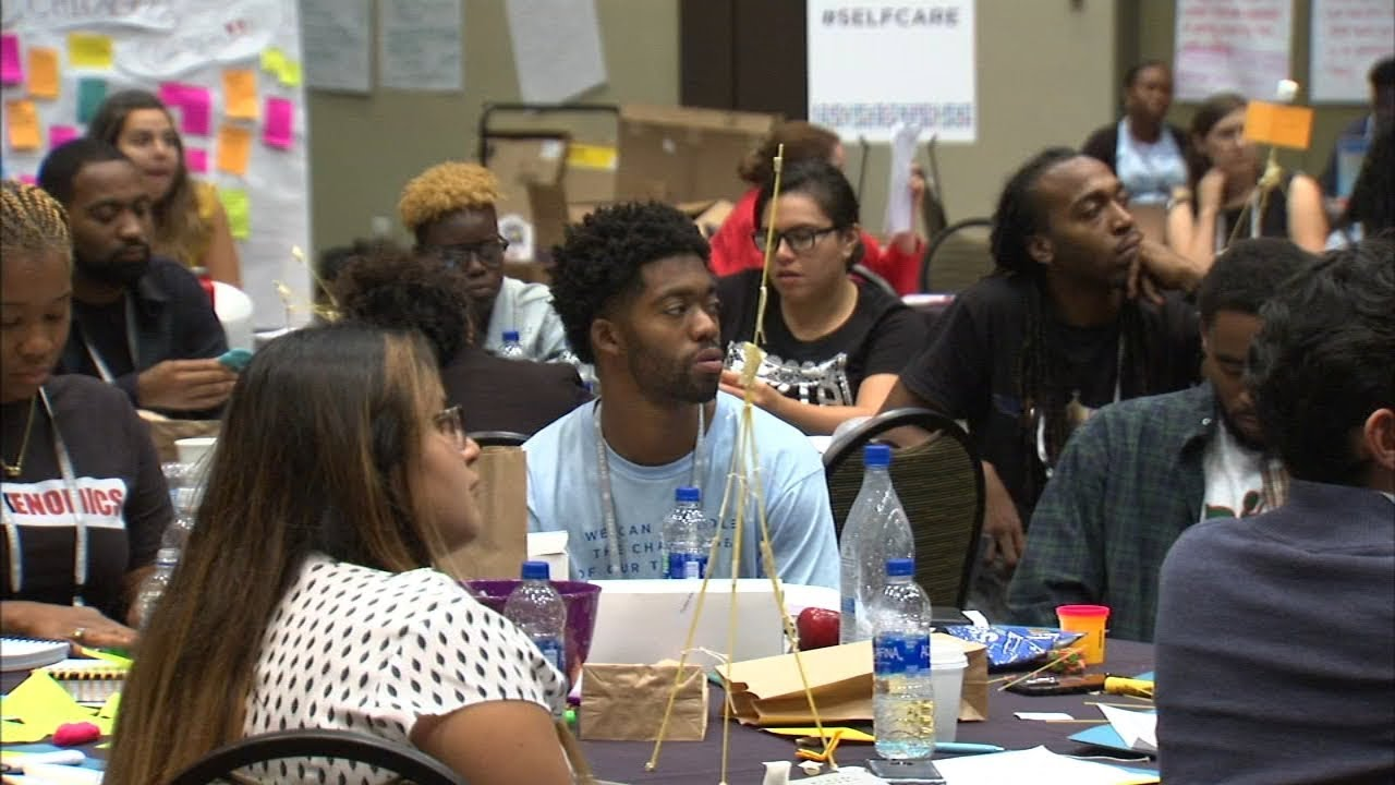 Obama Foundation hosts bootcamp for young leaders