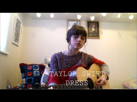 Taylor Swift - Dress - Cover