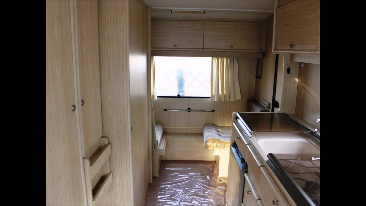 ABI Marauder 450 CTL Advantage 1992 Model Caravan  YouTube