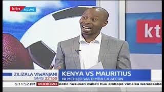 Kenya vs. Mauritius: Kudadisi mechi ya U23 siku ya jumatano | #ZilizalaViwanjani