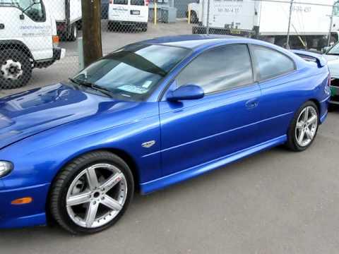 2004 Pontiac GTO V8 5.7L S4193 - YouTube