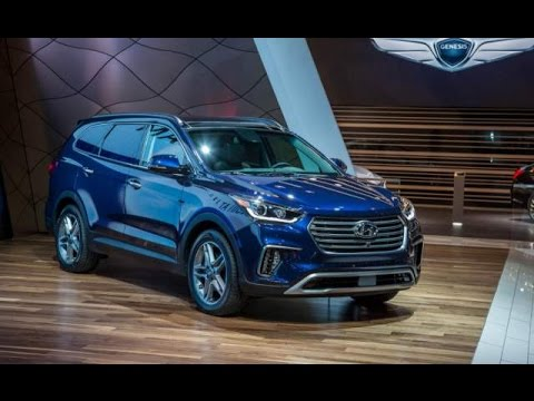 2018 hyundai santa fe youtube. Black Bedroom Furniture Sets. Home Design Ideas