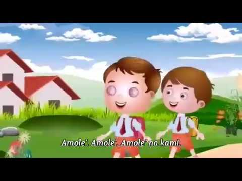 Amole'-Amole' (Paalam na po) - Sinama Version
