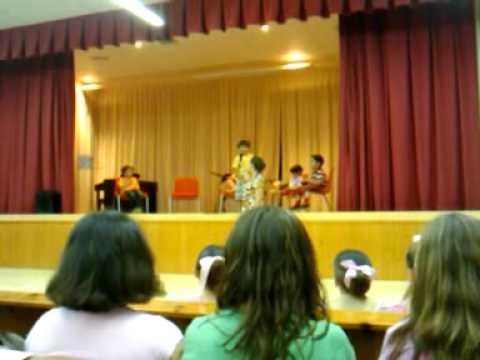 Fin de curso 2009 colegio nuestra se ora de la compasi n - Polveros en dos hermanas ...
