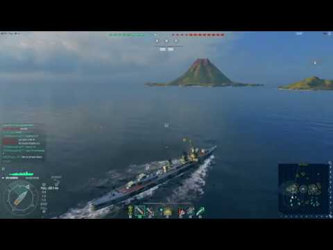 World of Warships- Kagero Torpedo Reload Booster