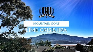 Beer Review: Mountain Goat Lime Crisis IIPA