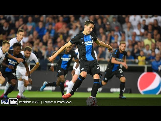 2019-2020 - Champions League - 01. 3de Voorronde - Club Brugge - Dinamo Kiev 1-0
