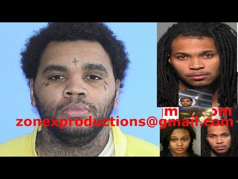 BREAKING NEWS!Kevin Gates IS ON PROTECTIVE CUSTODY,victim he kicked has a brother in same prison!