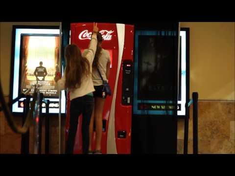 Coca-Cola Happy Machine: Puerto Rico