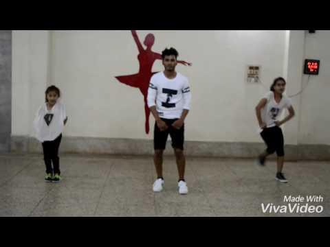 Manish rao choreography song khawab dekhe
