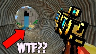Repeat youtube video You Have to See these SECRET LOCATIONS in Pixel Gun 3D