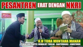 Ceramah Nasional K.H Toha Muntaha Manan//Pon Pes Minhajut Tholabah