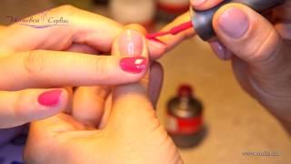 Ногтевой сервис Обучающее видео