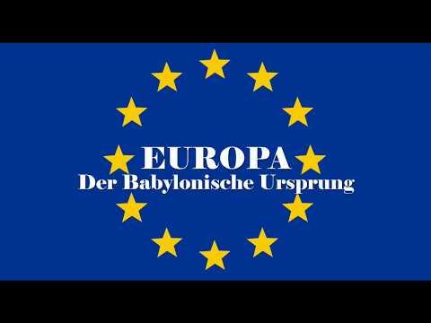 Europa - Der babylonische Ursprung