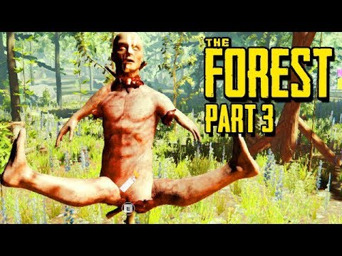 The Forest Gameplay German Story Mode - Spielen mit den Nachbarn