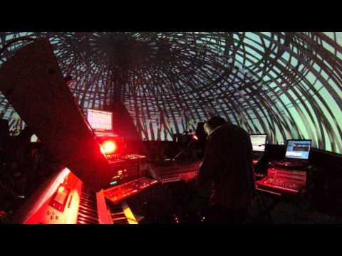 Steve Roach LIVE - Vortex Immersion concert 2013