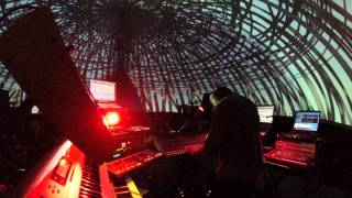 Steve Roach LIVE - Vortex Immersion concert 2013