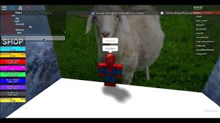 Roblox Guess The Character (Tiere)
