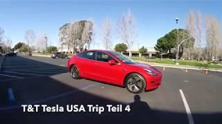 Fährt das Tesla Model 3 wirklich so wie erwartet ? Wir machen den Test
