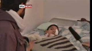 LIBYA: Interview with Injured Child In Benghazi (in English & Arabic) 2017 Video