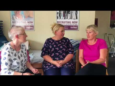 Caregiver Training - Induction Training with Home Instead Senior Care