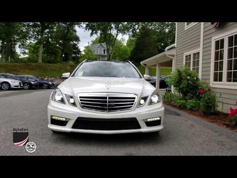 2012 Mercedes Benz E63 AMG By RENNtech, Detailed Overview, AlphaCars & Ural Of New England